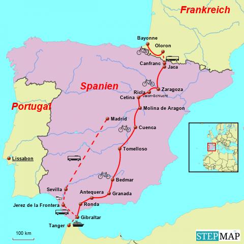 Spanien Aragon