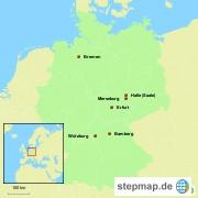 Skatreise in Deutschland