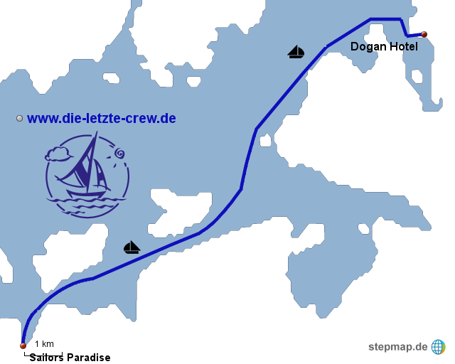 Orhaniye - Sailors Paradise