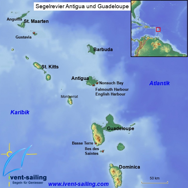 Karíbik Windward Islands