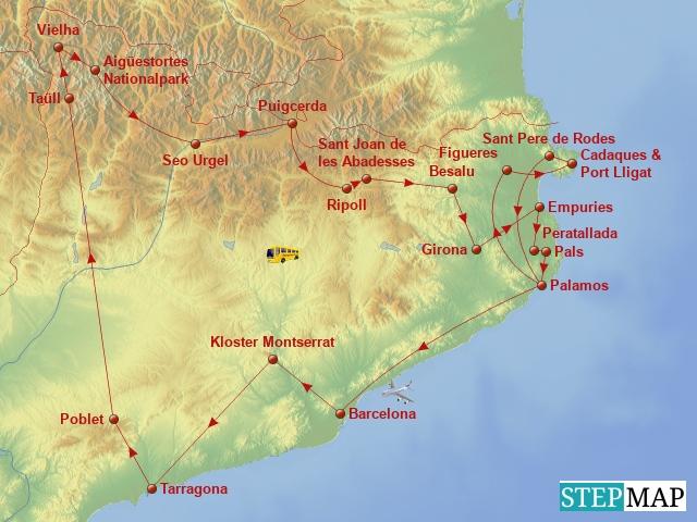 Katalonien 2013