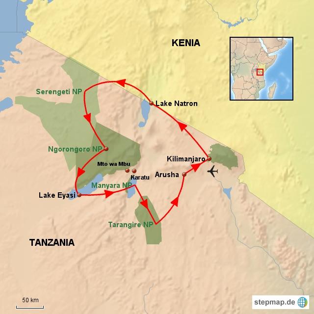 TZAfrikanisches Erbe