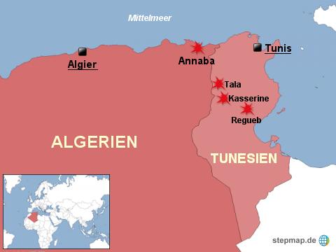 Tote bei sozialen Unruhen in Tunesien und Algerien