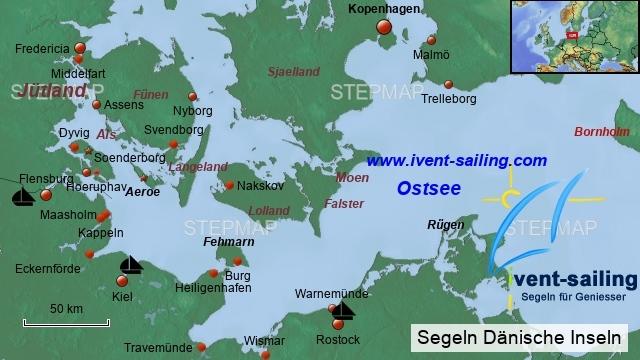 Segeln Dänische Südsee