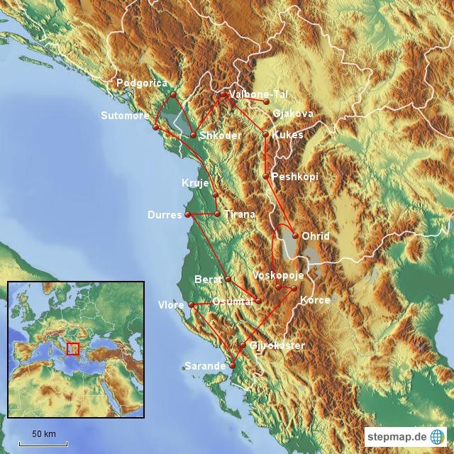 Albanien 2011