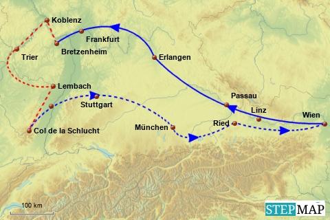 Sauerkraut Tour 2013