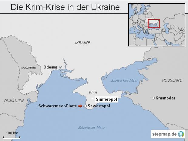 Krim-Krise in der Ukraine