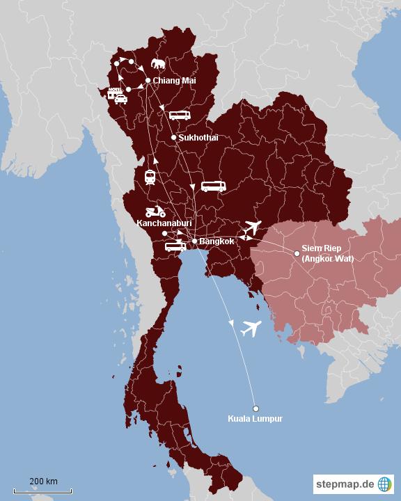 Ist Thailand