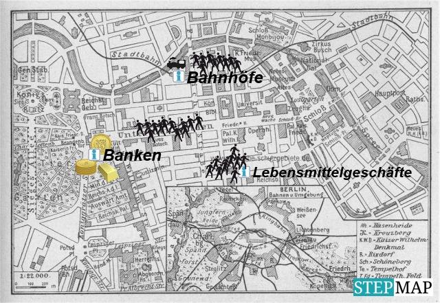 Gruppe 3 - Karte 2 - Stimmung in Berlin