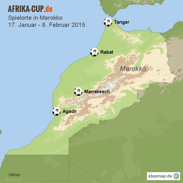 africa cup 2019 qualifikation