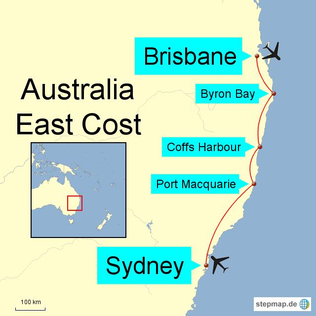Australia_East Coast