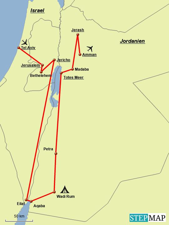 Israel / Jordanien