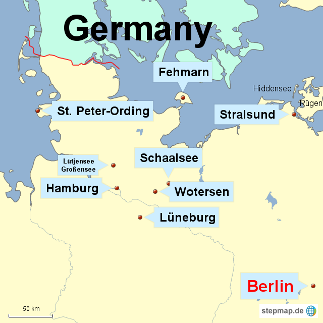 Germany - Short trips
