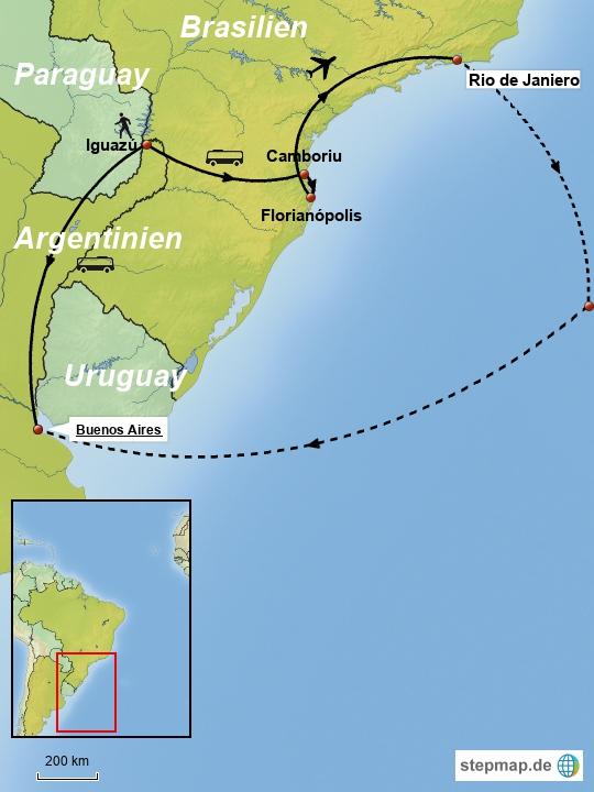 Argentinien - Brasilien