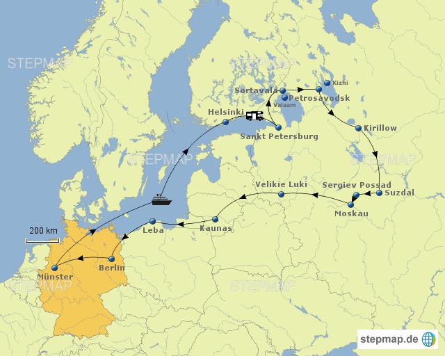 Karelien 2014