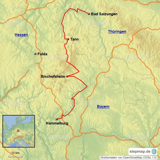 Rhönradweg