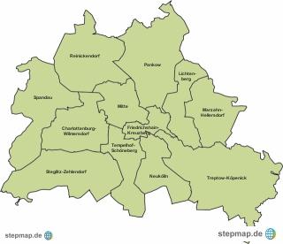 Karte für www.morgenpost.de/bezirke/