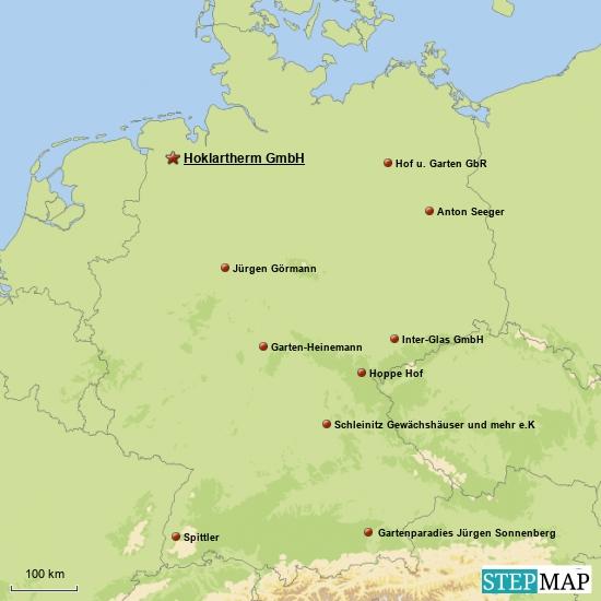 Hoklartherm GmbH Händlernetz Deutschland