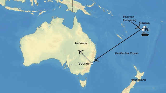 Ozeanien Trauminseln & Metropolen