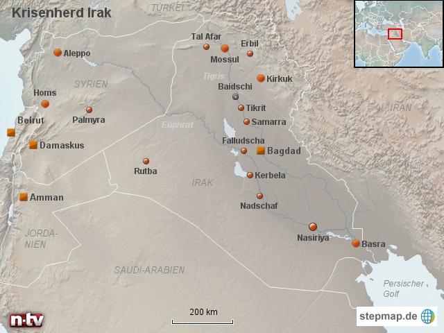 Krisenherd Irak