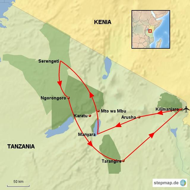 TZ Preisknüller Tanzania