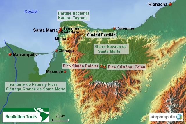 Macondo Tours Colombia