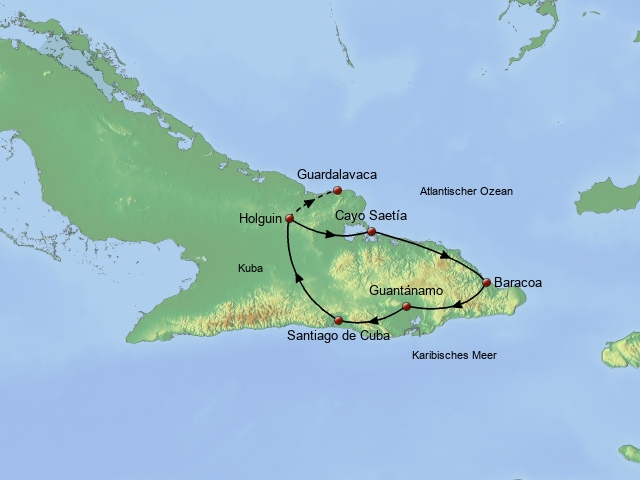Wilder Osten Cubas