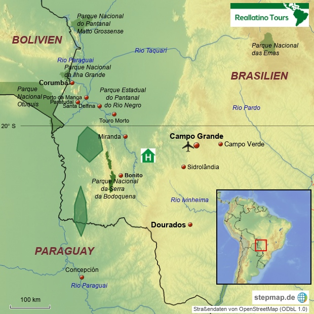 Südpantanal