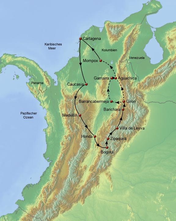 Anden & Karibik
