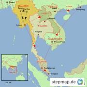 von Hgk. bis Singapur