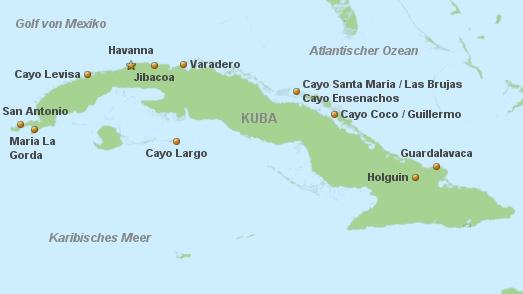Badeferien Cuba