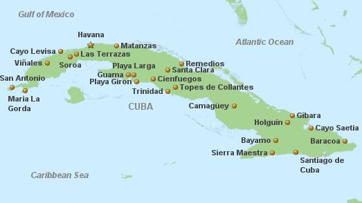 Cuba Hotels a-la-carte
