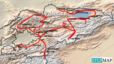 Kirgistan 2