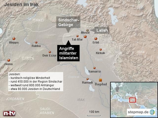Jesiden im Irak