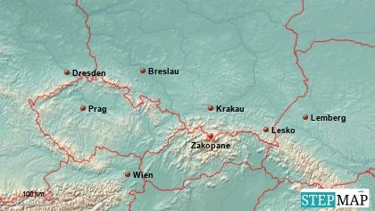 Der Solina-Stausee