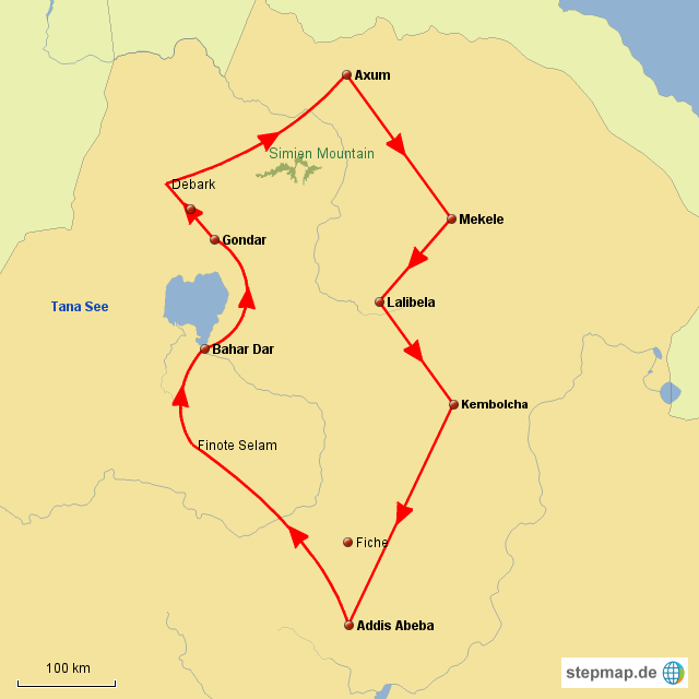 Best of Äthiopien