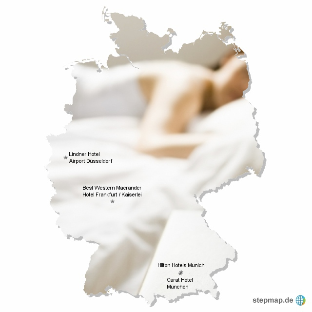 Power Napping in deutschen Hotels