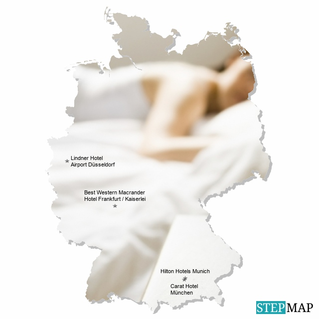 In Der Ruhe Liegt Die Kraft Mittagsschlaf In Deutschen Hotels