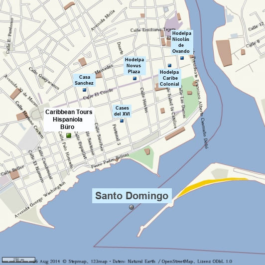 Dominikanische Republik Santo Domingo DE