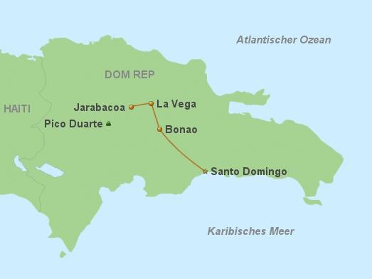 DomRep Abenteuer Baiguate DE