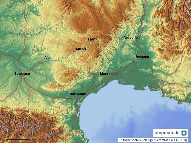 Frankreich - Süden