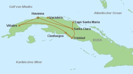 Kuba Privat DE