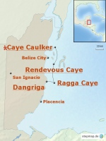 Belize-Baustein: Sailing the Cayes