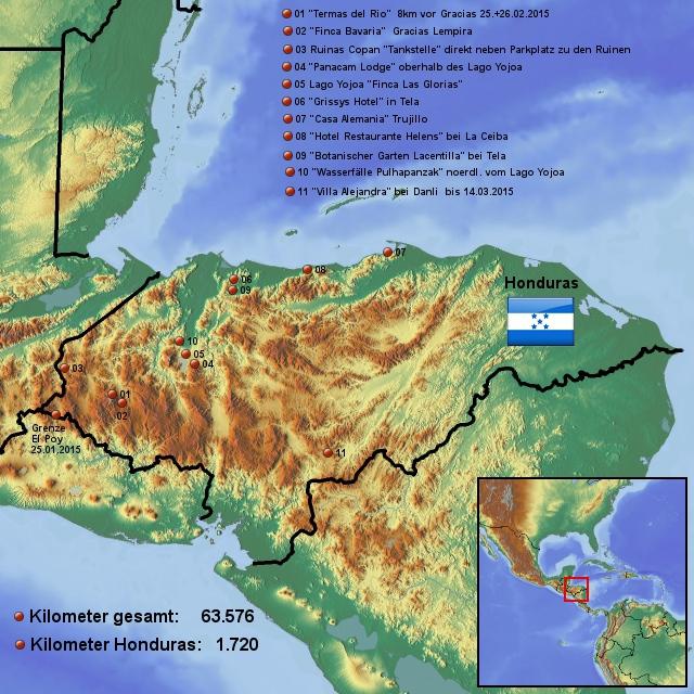 Landkarte von StepMap