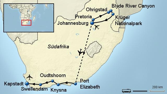 JNB01 Südafrika WEB