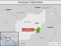 Anschlag in Afghanistan