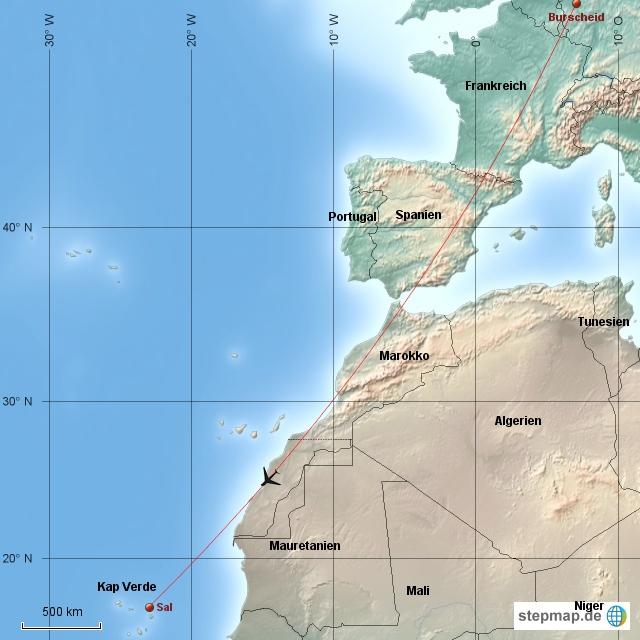 Kapverden - Sal 2006