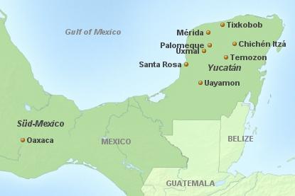Mexico Haciendas