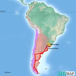 South Amerika
