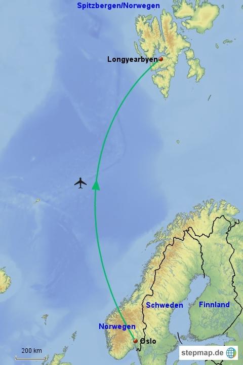 2. Tag Spitzbergen
